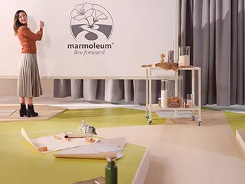 Marmoleum products