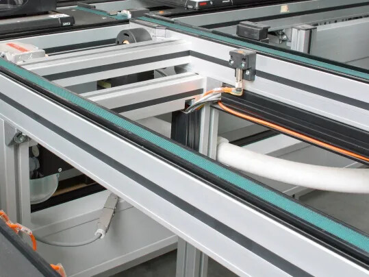 Efficient and reliable – Forbo Siegling drag belt conveyors