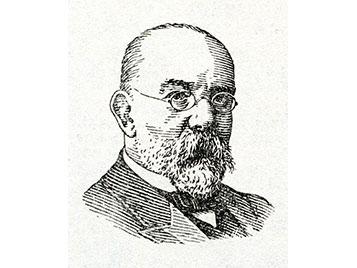 Robert Koch - ©Juulijs Adobe Stock