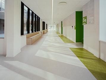 Ādažu Grundschule in Lettland