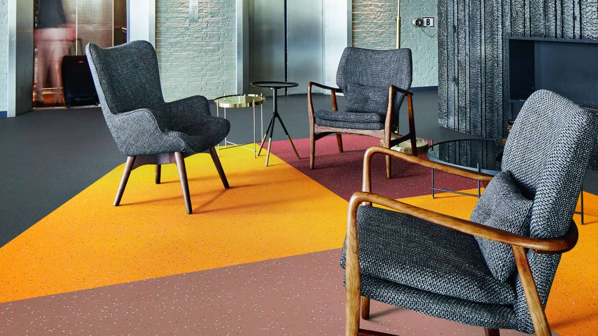 Forbo Flooring Product portfolio