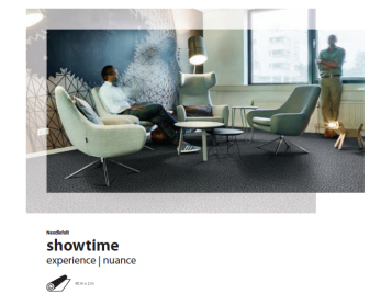 Showtime brochure cover