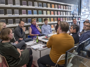 FX Roundtable with Forbo Flooring Systems