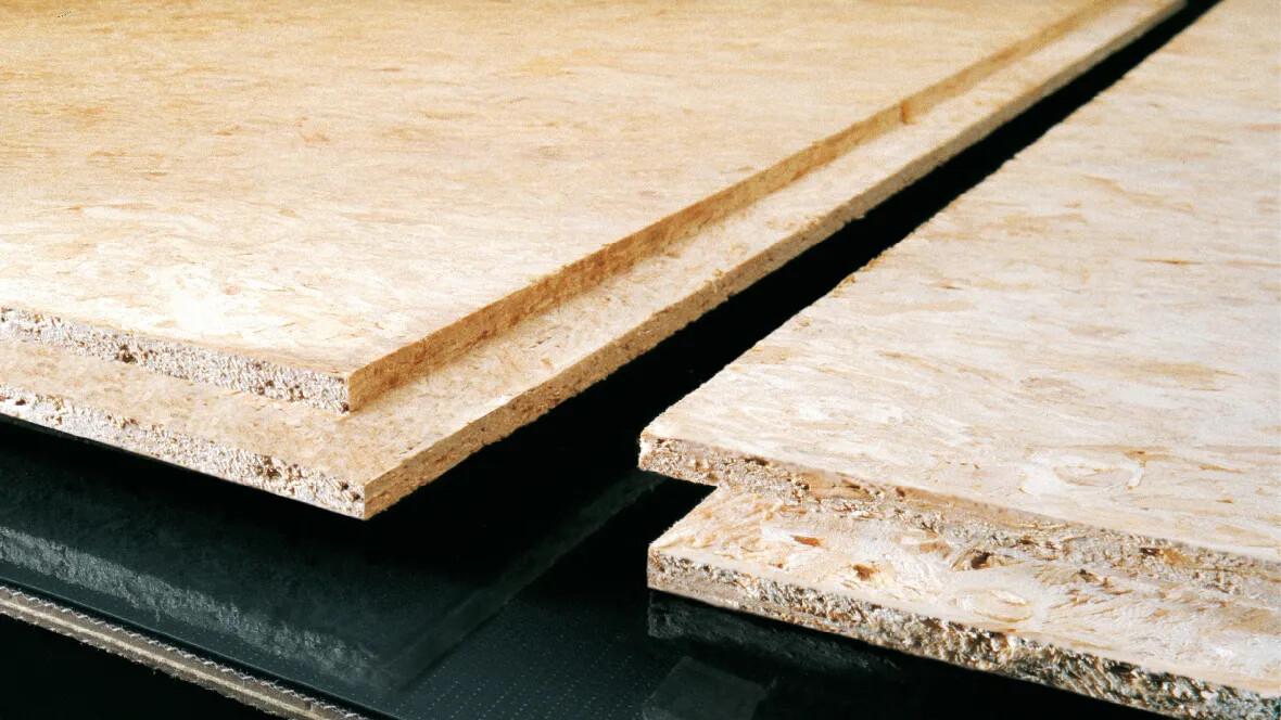 Holzwerkstoff verarbeitende Industrie