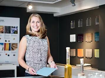 Camilla, Distriktschef Projekt