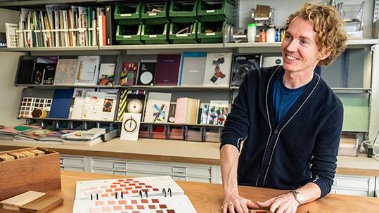 Thomas Eurlings Senior Designer Vinyl at Forbo Flooring Systems