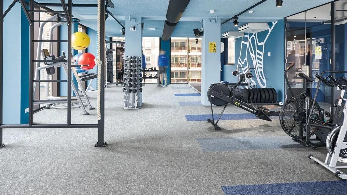 Tessera & Flotex Carpet Tiles