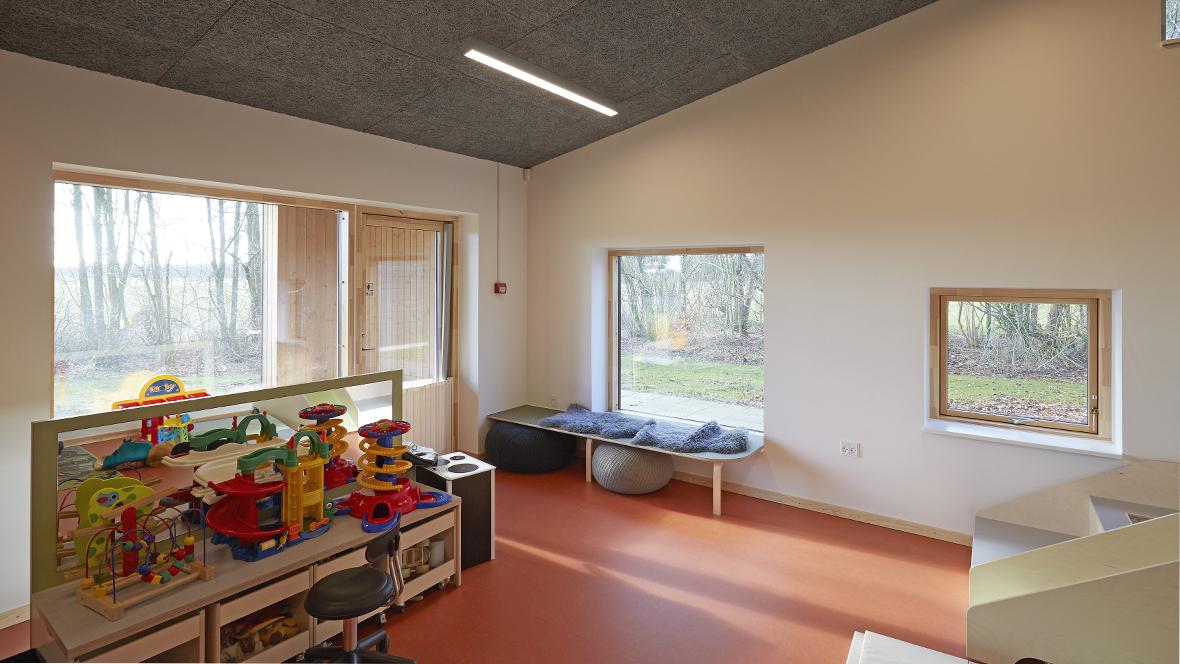 Børnehuset Myretuen