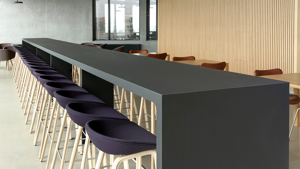 JP Politikens hus Furniture Linoleum