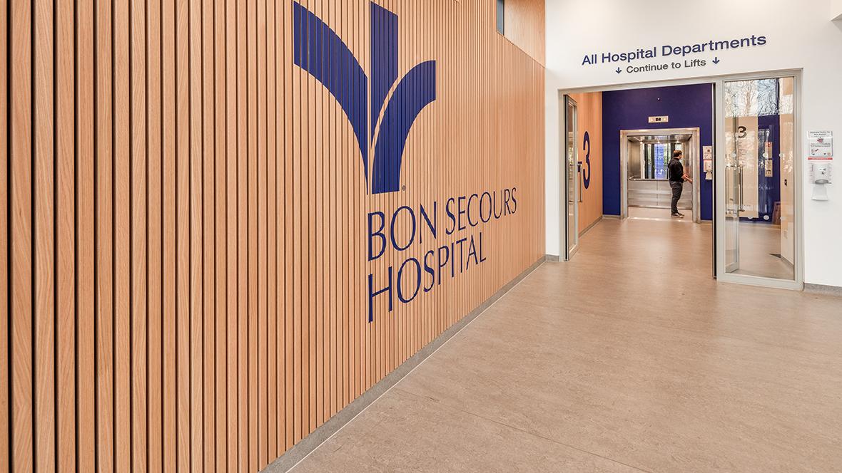 Bon Secours Hospital, Cork 7