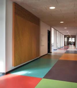 Korridorer og gange