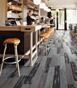 Flooring for Bar - Allura Luxury vinyl tiles and planks