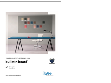 Bulletin Board Book | Forbo Flooring Systems