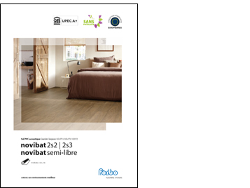 Novibat 2s2/2s3 semi-libre - Book | Forbo Flooring Systems