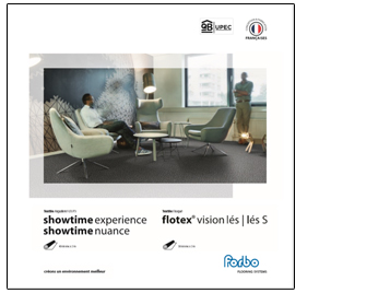 Book Showtime Nuance Expérience - Flotex Vision | Forbo Flooring Systems