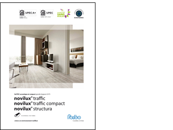 Book Novilux Traffic, Traffic compact, Structura | Forbo Flooring Systems