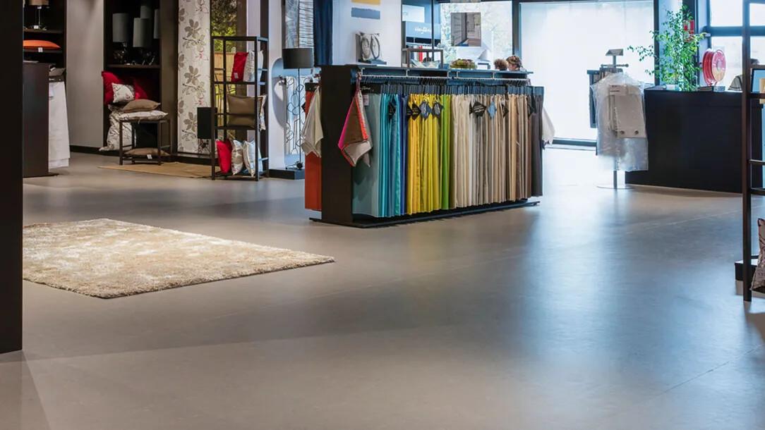 Revêtement de sol | Image des enseignes | Forbo Flooring Systems