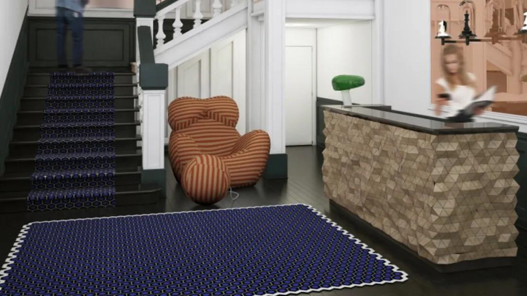 Revêtement de sol | Hôtellerie aux bureaux | Forbo Flooring Systems