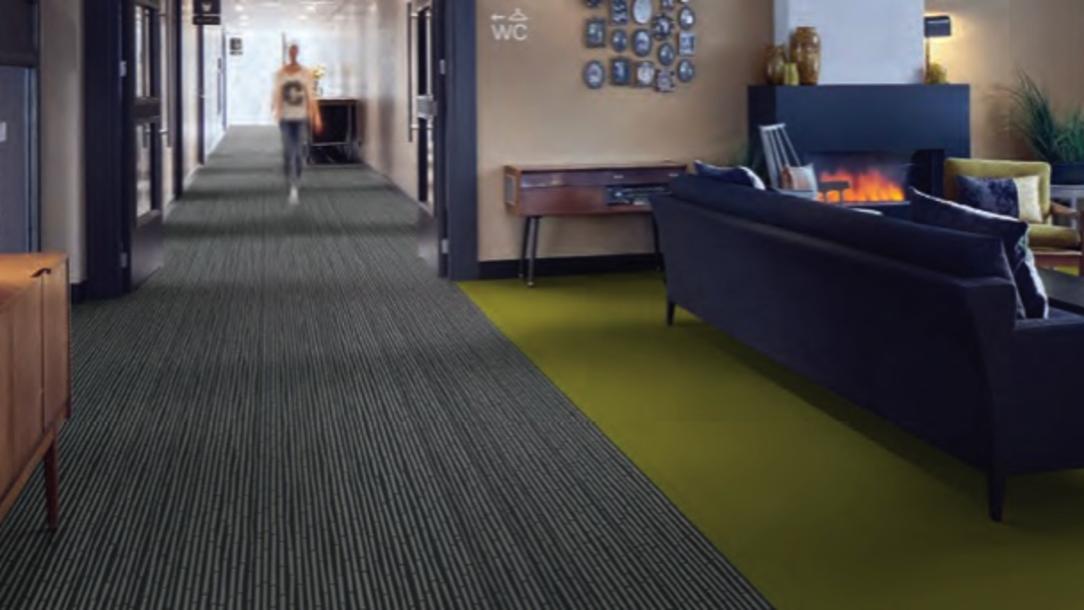 Revêtement de sol | Hôtellerie | Forbo Flooring Systems