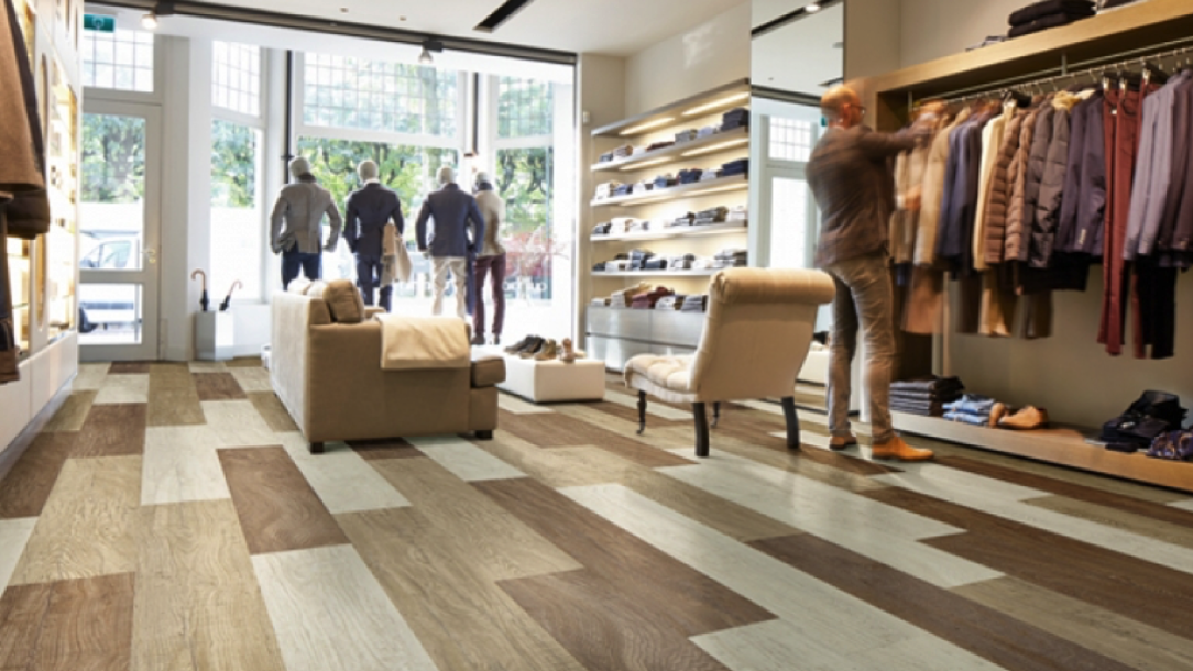 Dalles plombantes | Forbo Flooring Systems
