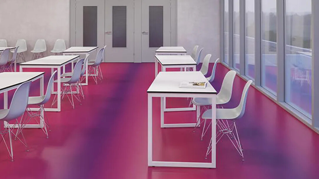 Revêtement de sol | Sarlon Trafic | Forbo Flooring Systems