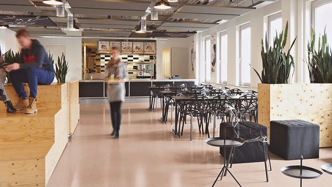 Revêtement de sol   Allura Colour   Forbo Flooring Systems