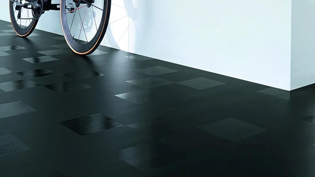 Revêtement de sol   Noir et blanc   Forbo Flooring Systems