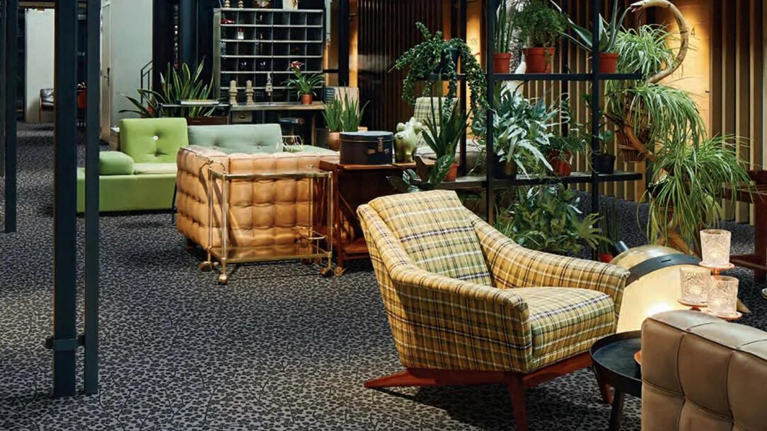 Revêtement de sol | Hôtel Lifestyle | Forbo Flooring Systems