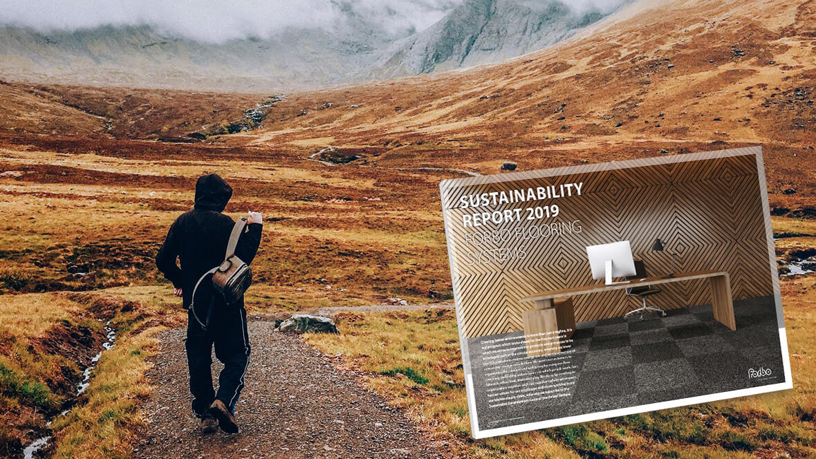 Forbo Flooring Systems Sustainability Report 2019