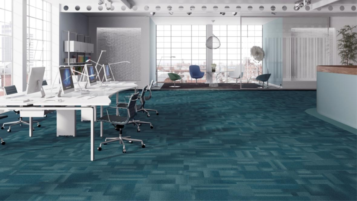 Tessera, Westbond U0026 Flotex Carpet Tiles