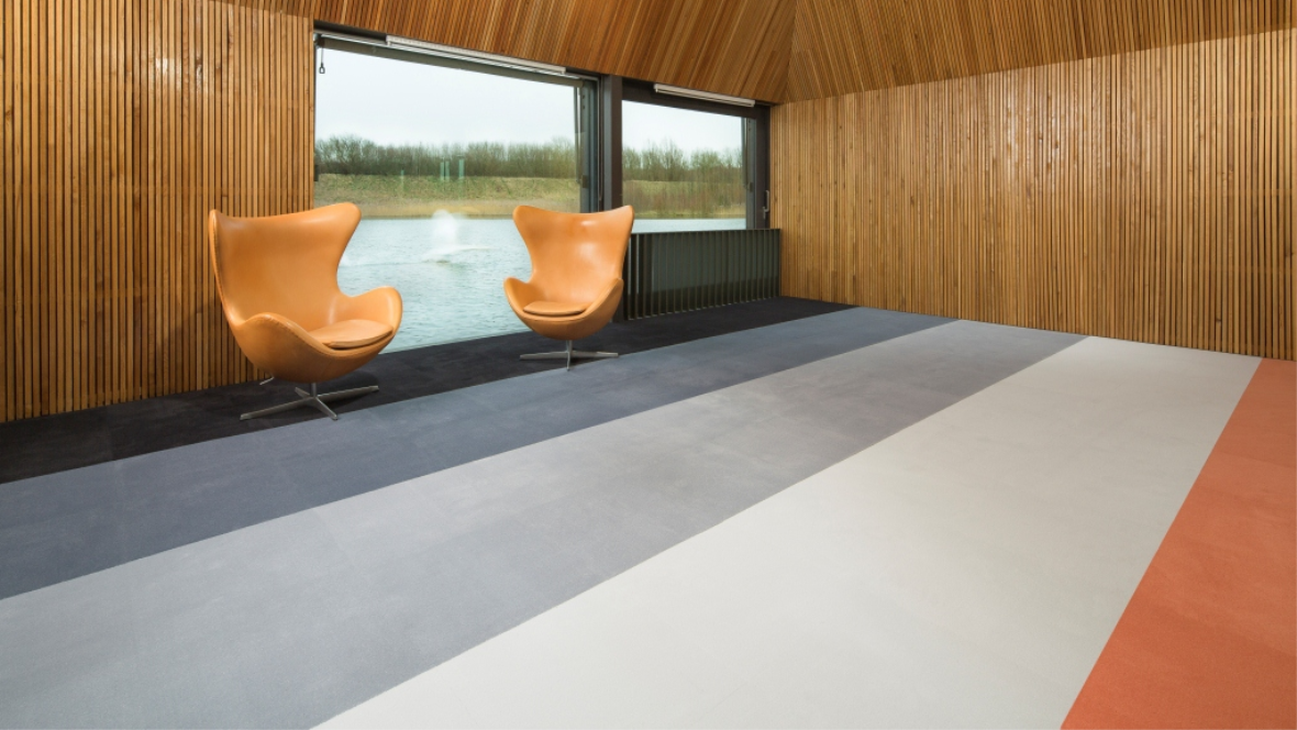 Westbond fusion bonded tiles