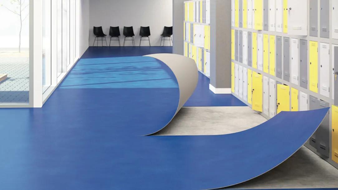 Revêtement de sol | Pose non collée sol | Forbo Flooring Systems