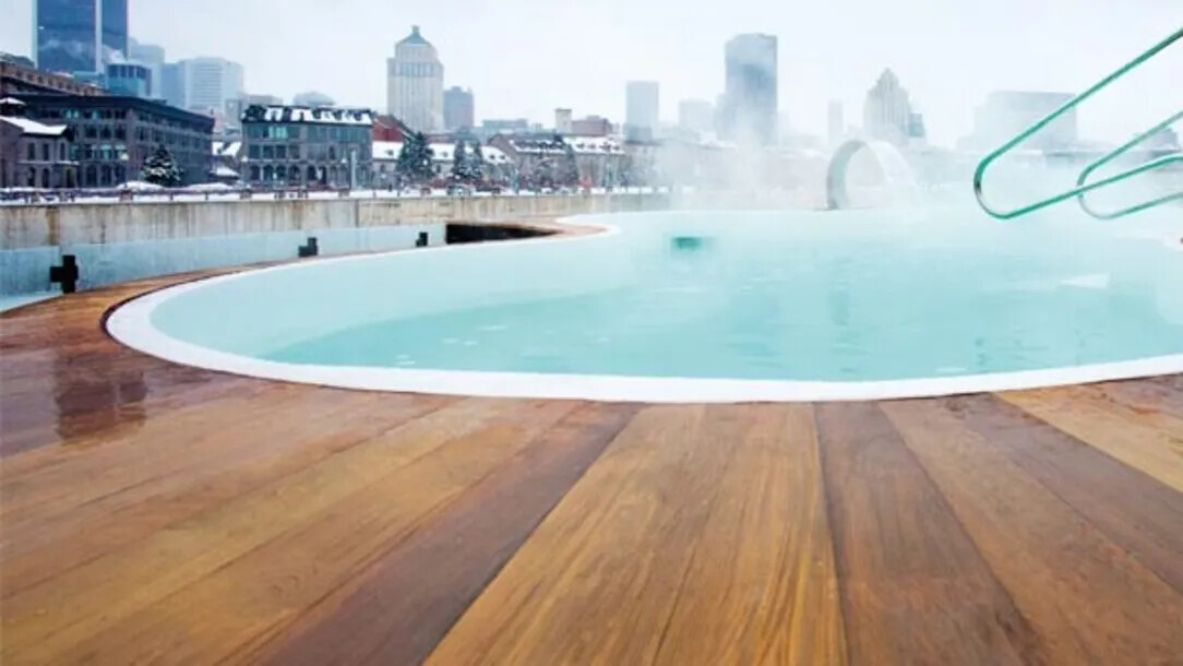 Spas architecture | Forbo Flooring Systems
