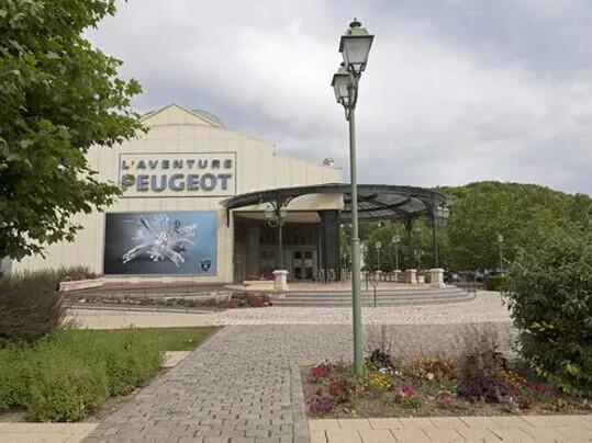Musee aventure Peugeot