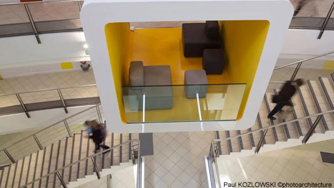NBJ Architecte | Paul Kozlowski | Forbo Flooring Systems