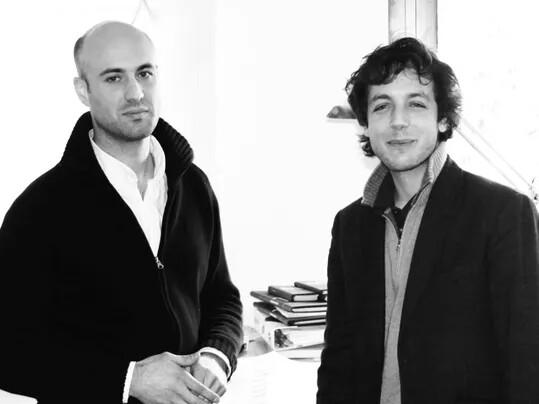 Clément Leroy et Hugo Bléas