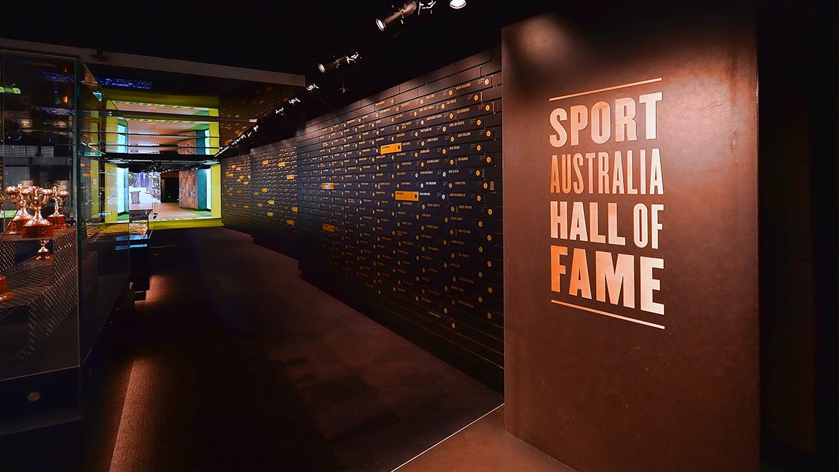 The Australian Museum in Melbourne - Marmoleum Flooring