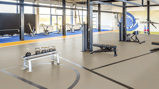 Sports Flooring | Forbo Flooring Systems