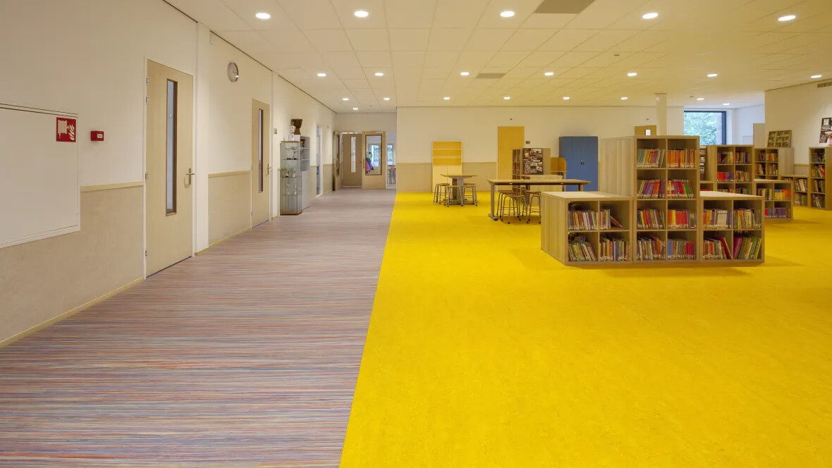 Marmoleum Real /Striato