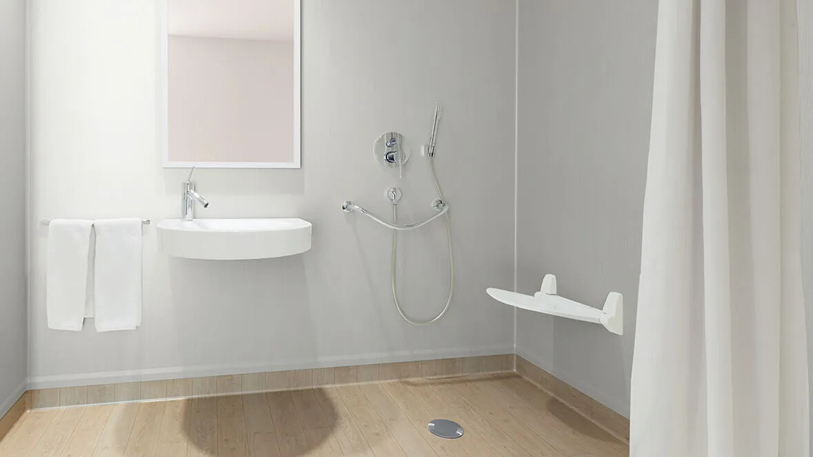 Wetroom Flooring Amp Wall Coverings Forbo Flooring Systems