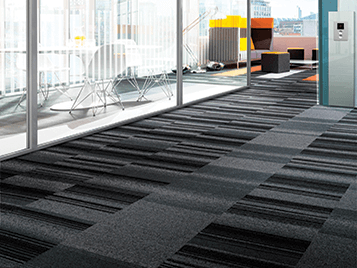 Sustainable carpet tiles