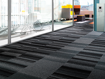 Tessera Create Space carpet tiles