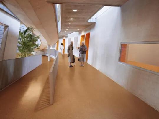 wykładziny akustyczne podłogowe w budownictwie mieszkaniowym