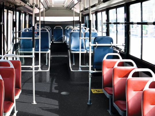 Transport vloeren