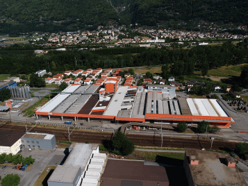 Forbo Flooring Systems Giubiasco, Switzerland
