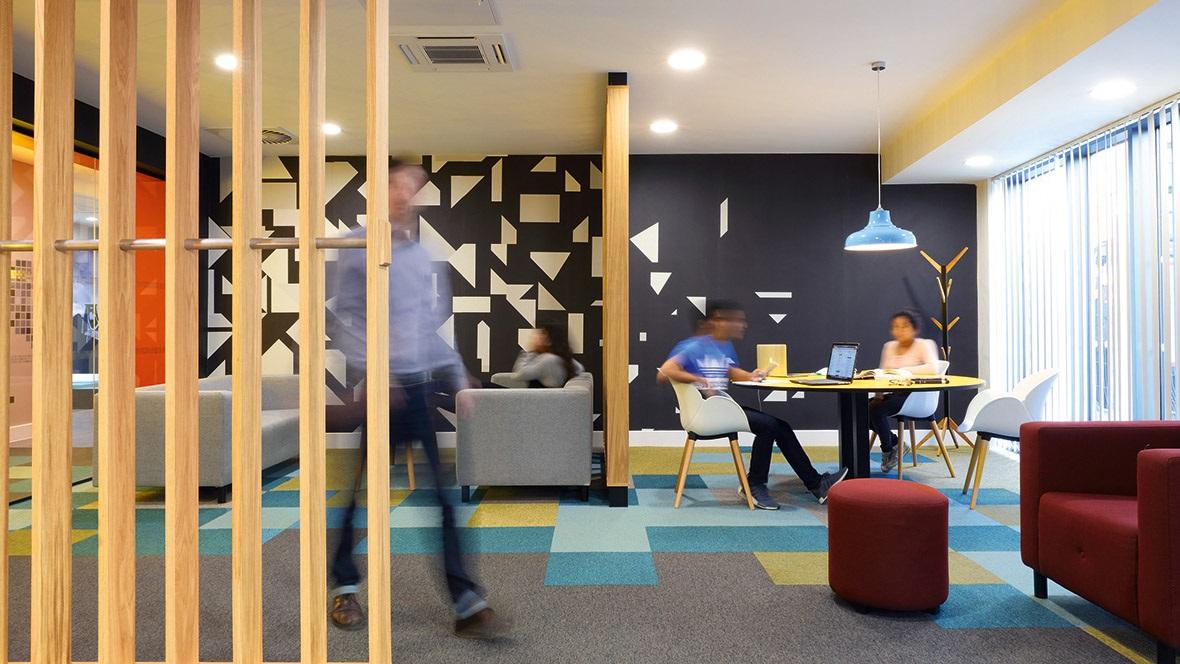 Forbo flooring references for David sanders home designs
