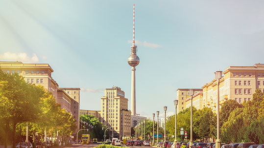 Berlin - Newsletter