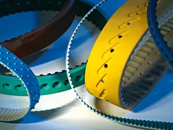 Proposition customised timing belts - with special coatings and cams