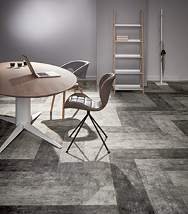 Flotex planks Concrete 139001_139002_139003