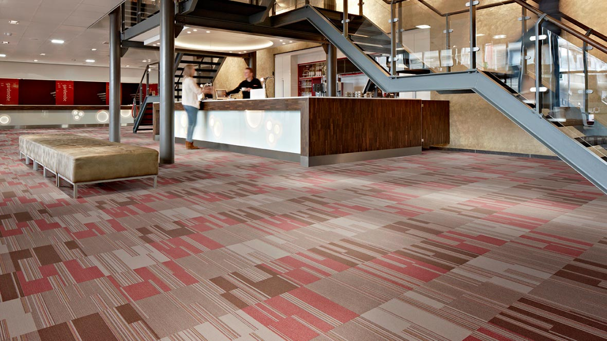 Flotex Linear tiles